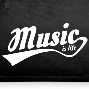 music is life Bags & backpacks - Duffel Bag