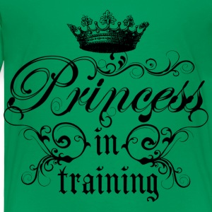 Princess In Training - Toddler Premium T-Shirt