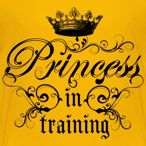 Princess In Training - Kids' Premium T-Shirt