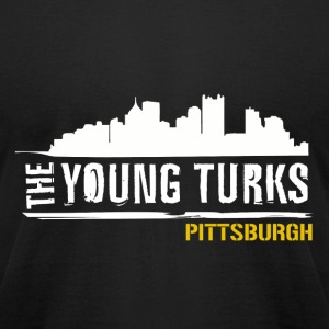 The Young Turks Pittsburgh Men's American Apparel  - Men's T-Shirt by American Apparel