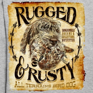 rugged and rusty Hoodies - Women's Hoodie