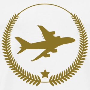 Aviation T-Shirts - Men's Premium T-Shirt