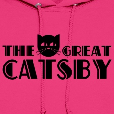 The Great Catsby Hoodies