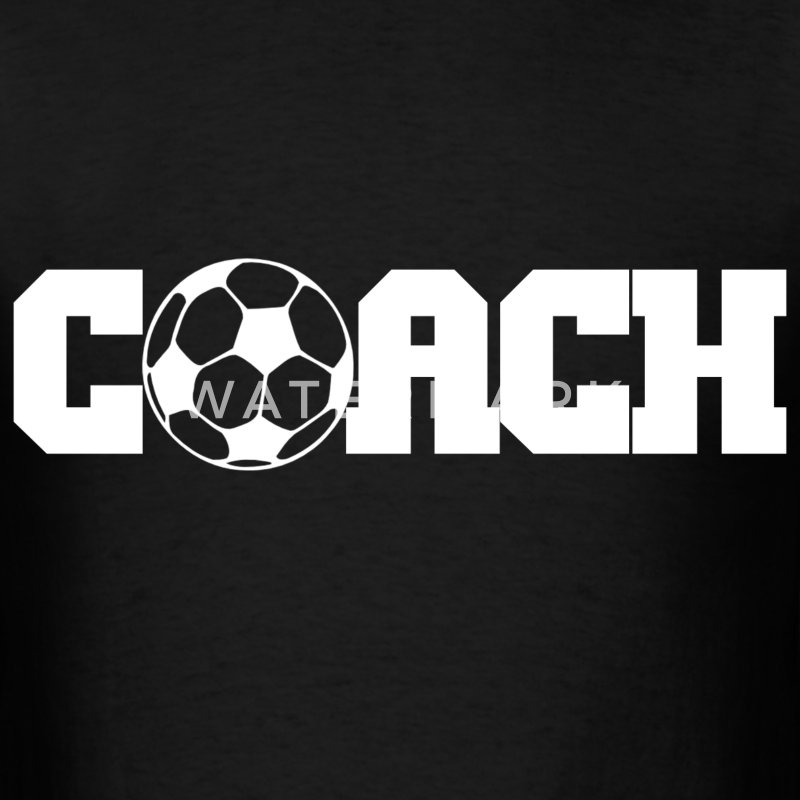 Soccer Coach T-Shirts - Men's T-Shirt