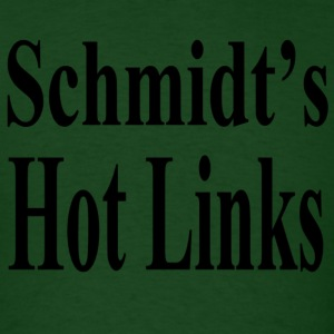 Schmidt's Hot Links (Mens) | Ol' Bum-Bum - Men's T-Shirt