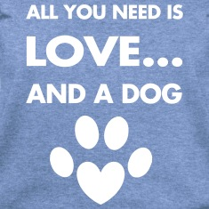 Love Dogs Long Sleeve Shirts