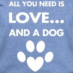 Love Dogs Long Sleeve Shirts - Women's Wideneck Sweatshirt