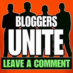 Bloggers Unite - Men's T-Shirt
