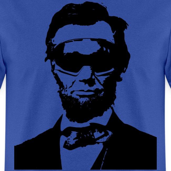 Ski Bum Abraham Lincoln T-Shirt