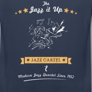 JAZZ IT UP Tank Tops - Men's Premium Tank