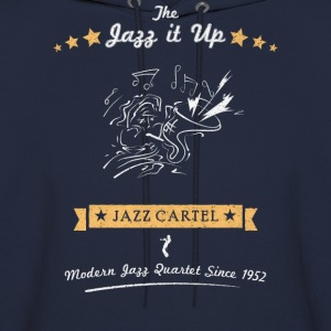 JAZZ IT UP Hoodies - Men's Hoodie