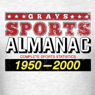 Design ~ Grays Sports Almanac