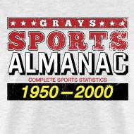 Design ~ Grays Sports Almanac