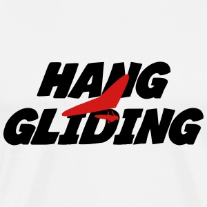 Hang Gliding T-Shirts - Men's Premium T-Shirt