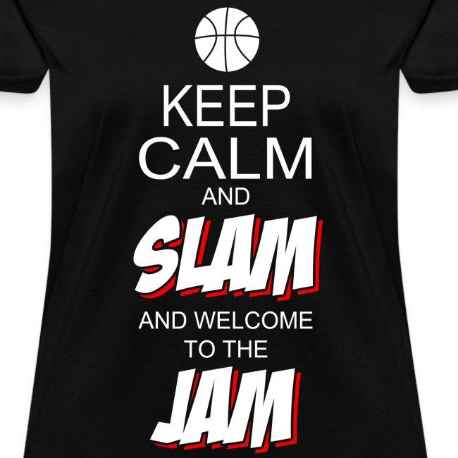 Keep Calm and Slam