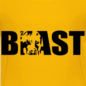 BEAST Baby & Toddler Shirts - Toddler Premium T-Shirt