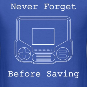 Hand Held Saving T-Shirts - Men's T-Shirt