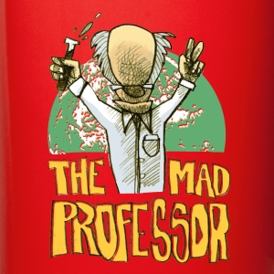 the mad professor - Full Color Mug