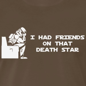 Death Star T-Shirts - Men's Premium T-Shirt