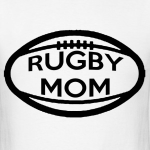 Rugby Mom T-Shirts - Men's T-Shirt