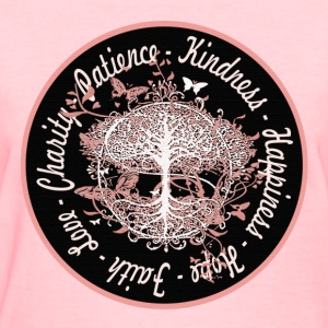 Patience & Kindness - Women's T-Shirt