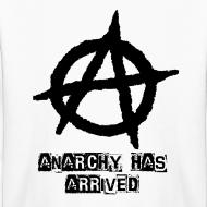 Design ~ Kids Punk 'Anarchy Has Arrived' Shirt