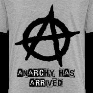 Design ~ Toddler Punk 'Anarchy Has Arrived' Shirt