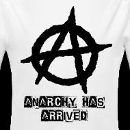 Design ~ Babies Long sleev   Punk 'Anarchy Has Arrived' Shirt