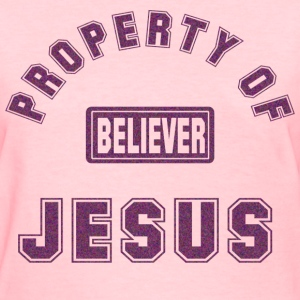 Property of Jesus - Women's T-Shirt