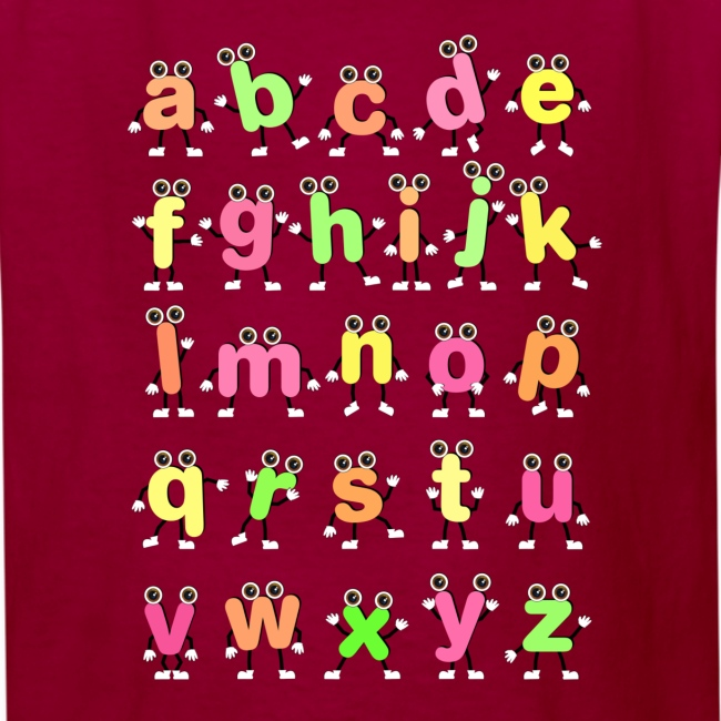 Dancing Alphabets