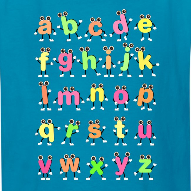 Dancing Alphabets