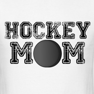 Hockey Mom T-Shirts - Men's T-Shirt
