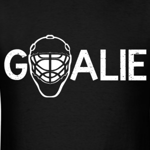 Hockey Goalie T-Shirts - Men's T-Shirt