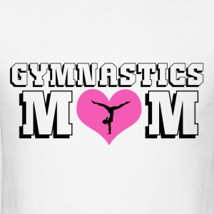 Gymnastics Mom T-Shirts - Men's T-Shirt