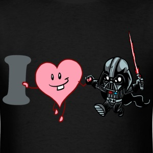 I Heart Darth T-Shirts - Men's T-Shirt