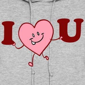 I Heart You Hoodies - Women's Hoodie