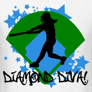 Diamond Diva T-Shirts - Men's T-Shirt