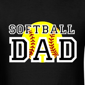 Softball Dad T-Shirts - Men's T-Shirt