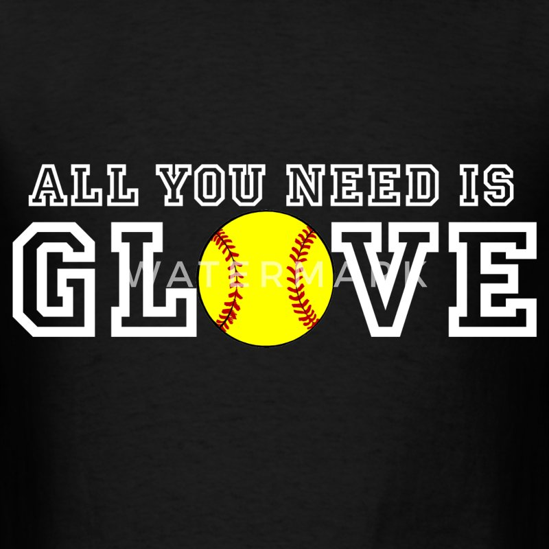 All You Need is Glove T-Shirts - Men's T-Shirt