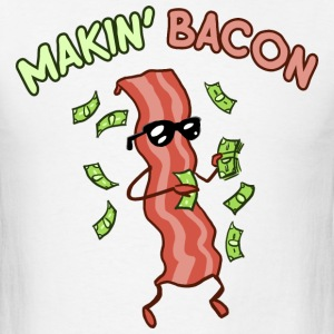 Makin' Bacon T-Shirts - Men's T-Shirt