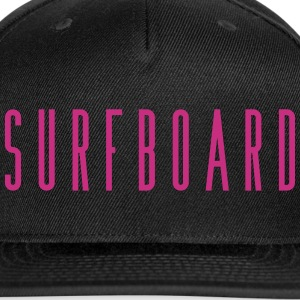 Surfboard Sportswear - Snap-back Baseball Cap