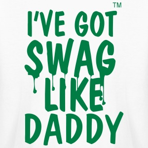 I'VE GOT SWAG LIKE DADDY - Kids' Long Sleeve T-Shirt