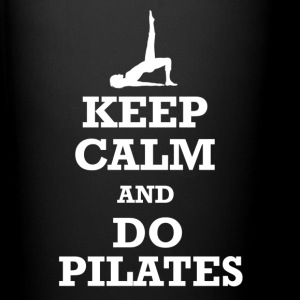 Keep Calm Pilates Mugs & Drinkware - Full Color Mug