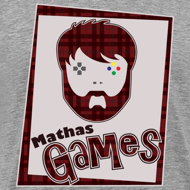 Mathas Games Full Logo Mens
