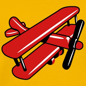 Toy airplane propeller T-Shirts - Men's Premium T-Shirt