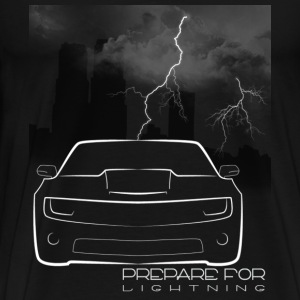 City Camaro  - Men's Premium T-Shirt