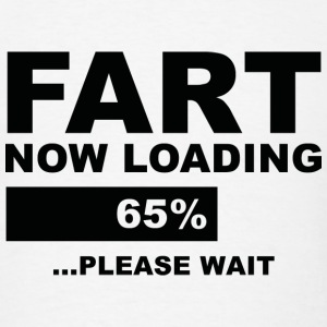 Fart Now Loading - Men's T-Shirt