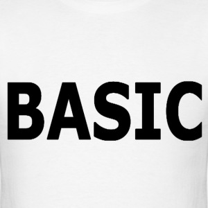 Basic T-Shirts - Men's T-Shirt