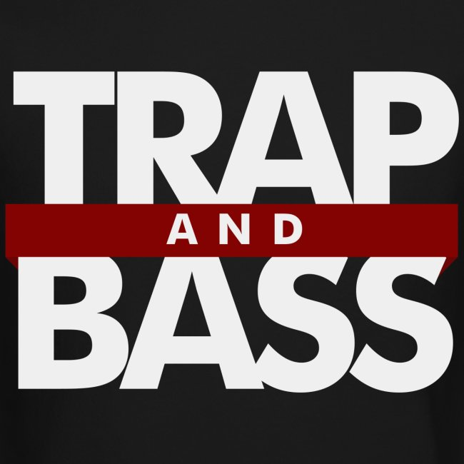 Trap and Bass Mens Crewneck Sweatshirt