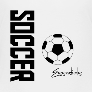 Soccer Essentials  - Kids' Premium T-Shirt